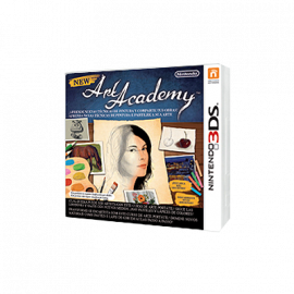 New Art Academy 3DS (SP)