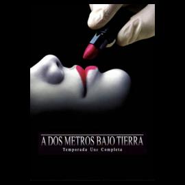 A Dos Metros Bajo Tierra Temporada 1 (13 Cap) DVD