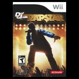 DefJam Rapstar Wii (SP)