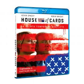 House of Cards Temporada 5 BluRay (SP)