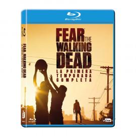 Fear The Walking Dead Temporada 1 BluRay (SP)
