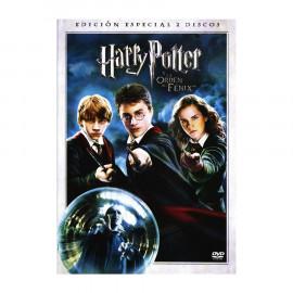 Harry Potter y La Orden del Fenix Ed Especial DVD