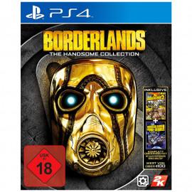 Borderlands The Handsome Collection PS4 (DE)