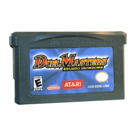 Duel Masters GBA