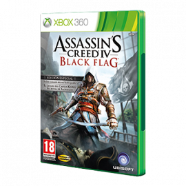 Assassin's Creed IV Black Flag Xbox360 (SP)