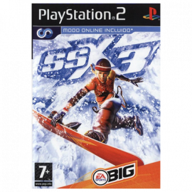 SSX 3 PS2 (SP)
