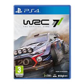 WRC 7 PS4 (SP)