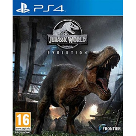 Jurassic World Evolution PS4 (SP)