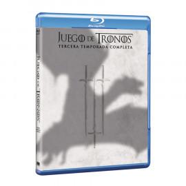 Juego De Tronos Temporada 3 BluRay (SP)
