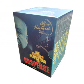 Pack Alfred Hitchcock DVD