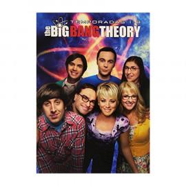 The Big Bang Theory Temporada 1-8 BluRay (SP)