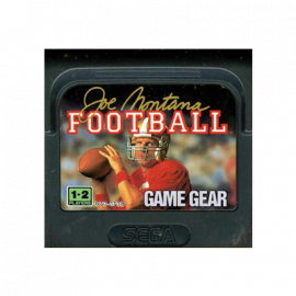 Joe Montana Football GG