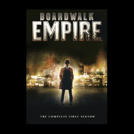 Broadwalk Empire Temporada 1 DVD