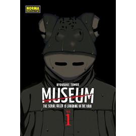 Manga Museum Norma 01