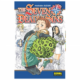 Manga The Seven Deadly Sins Norma 04