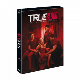 True Blood Temporada 4 (12 Cap) DVD