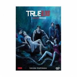 True Blood Temporada 3 (12 Cap) DVD
