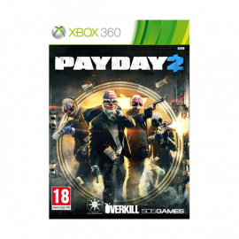 Payday 2 Xbox360 (SP)