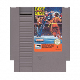 Best of the Best Championship Karate NES