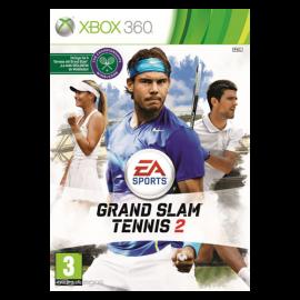 Grand Slam Tennis 2 Xbox360 (SP)