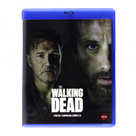 The Walking Dead Temporada 3 BluRay (SP)