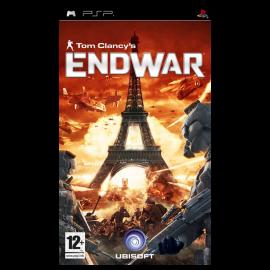 Tom Clancy's EndWar Essentials PSP (SP)