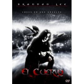 El Cuervo DVD