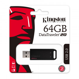 Pendrive Kingston DT20 64GB USB 2.0