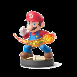 Amiibo Mario Coleccion Super Smash Bros