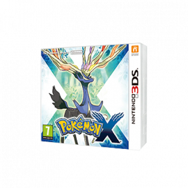 Pokemon X 3DS (SP)