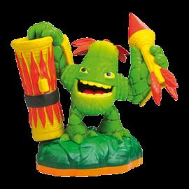 Figura Skylanders Giants Zook 84513888