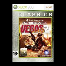 Tom Clancy's Rainbow Six Vegas 2 Classics Xbox360 (SP)