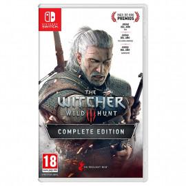 The Witcher III: Wild Hunt Edición Completa Switch (SP)
