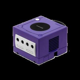 Nintendo Game Cube Violeta