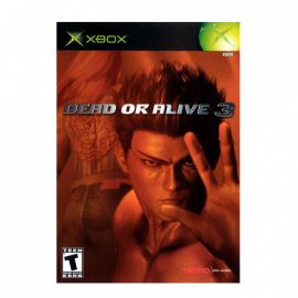 Dead or Alive 3 Classics Xbox (SP)