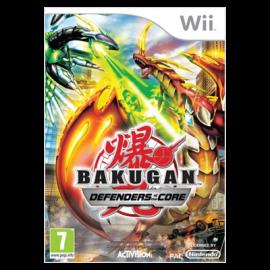 Bakugan: Defensores de la Tierra Wii (SP)