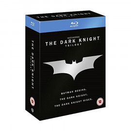 El Caballero Oscuro Trilogia BluRay (UK)
