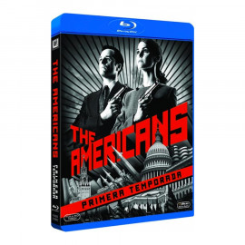 The Americans Temporada 1 BluRay (SP)