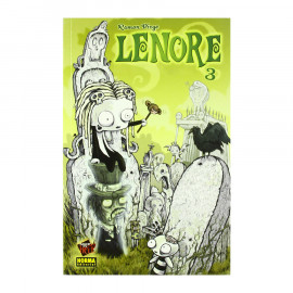 Comic Lenore (Made in Hell) Norma 03