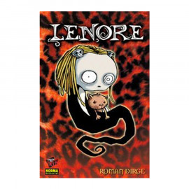 Comic Lenore (Made in Hell) Norma 01