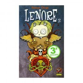 Comic Lenore (Made in Hell) Norma 02