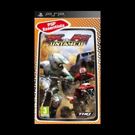 MX vs ATV Untamed Essentials PSP (SP)