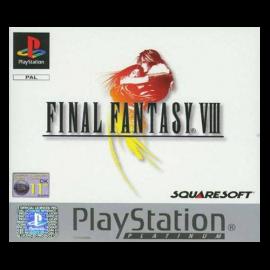 Final Fantasy VIII Platinum PSX (SP)