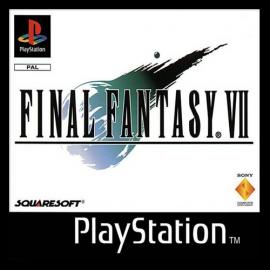 Final Fantasy VII PSX (SP)