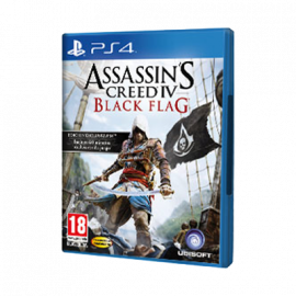 Assassin's Creed IV Black Flag PS4 (SP)