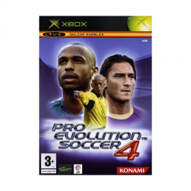 PES 4 Xbox (SP)