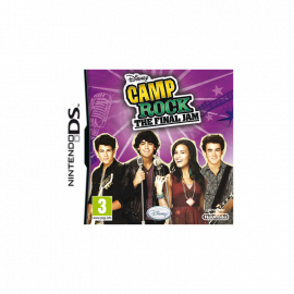 Camp Rock 2 The Final Jam DS (SP)