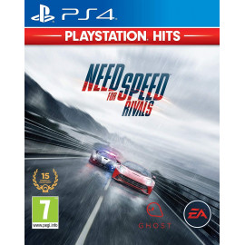 Need for Speed Rivals PSHits PS4 (SP)