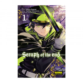 Manga Seraph of the End Norma 01