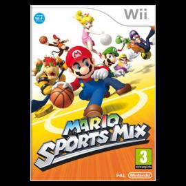 Mario Sports Mix Wii (SP)